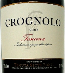 Try this Italian Beauty, 2003 Toscana